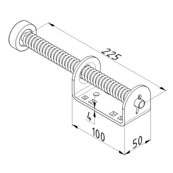 butee-butoir-court-ressort-225-mm-dimensions