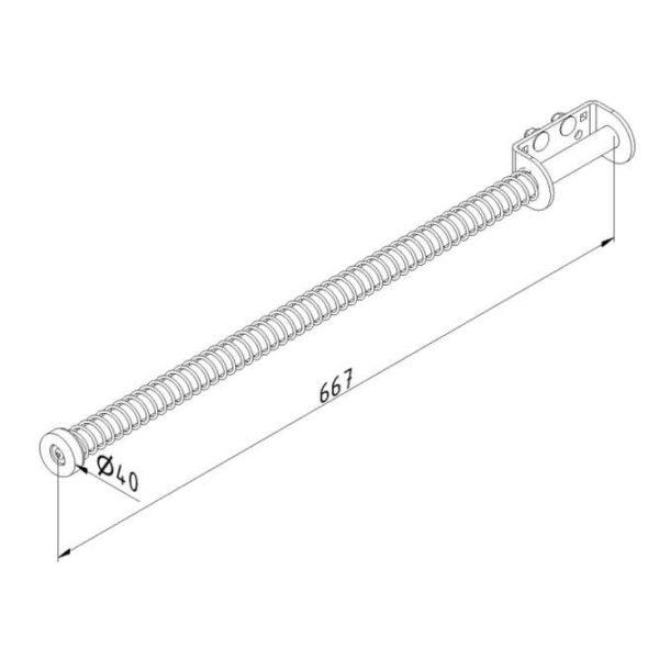 butee-butoir-long-ressort-667-mm-dimensions
