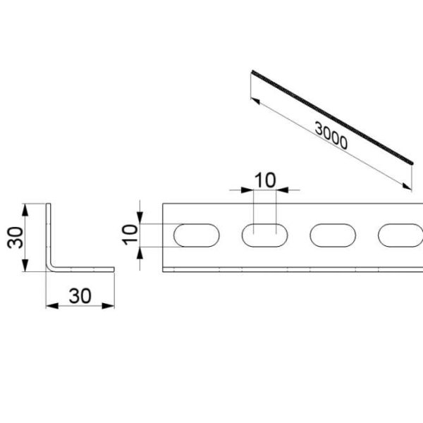 corniere-perforee-30-sur-30-3-metres-dimensions-22017