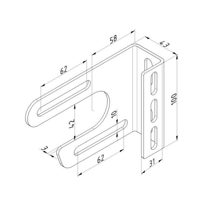 paire-de-paliers-residentiel-ouvert-dimensions-13023