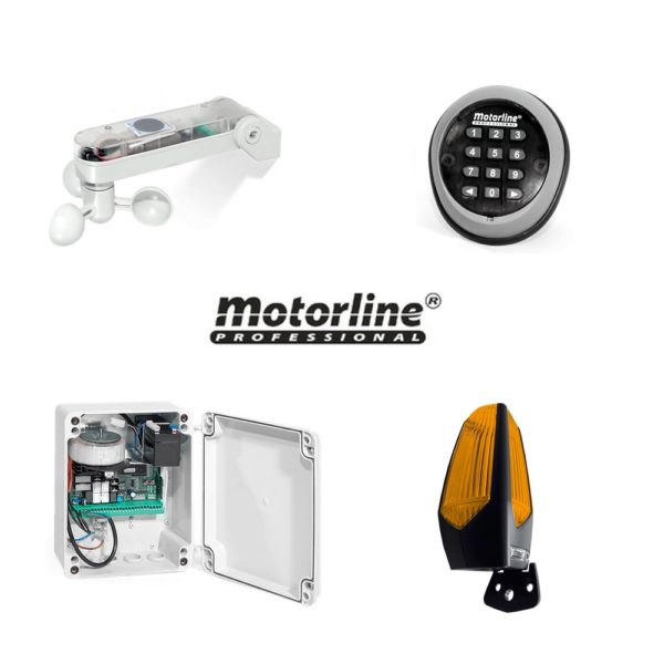 Accessoires Motorline